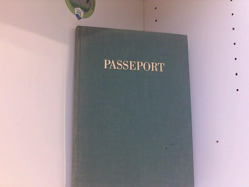 Passeport. (Zeichnungen).: STEINBERG, S.:
