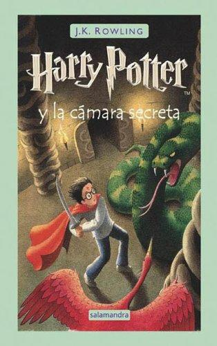 Harry Potter Y La Camara Secreta - J.K. Rowling