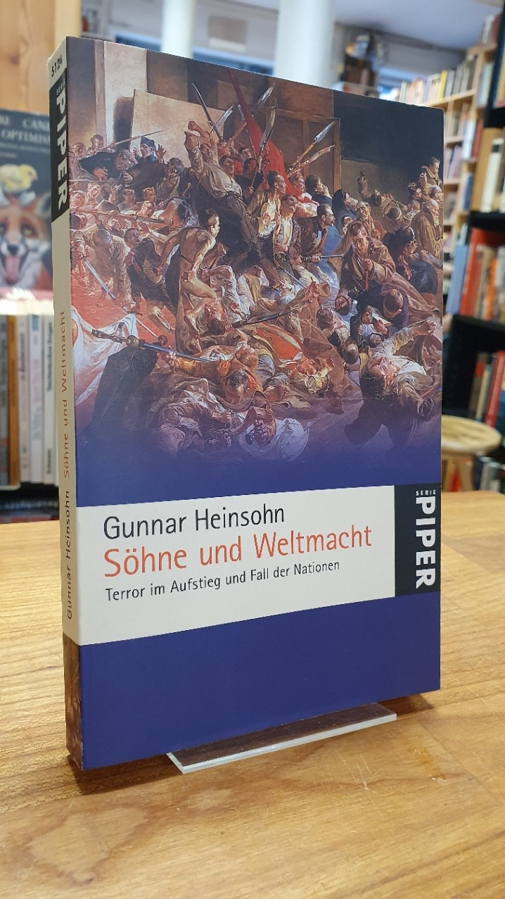 Söhne und Weltmacht - Terror im Aufstieg: Heinsohn, Gunnar,
