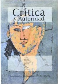 Critica y autoridad - Centro Mediterráneo