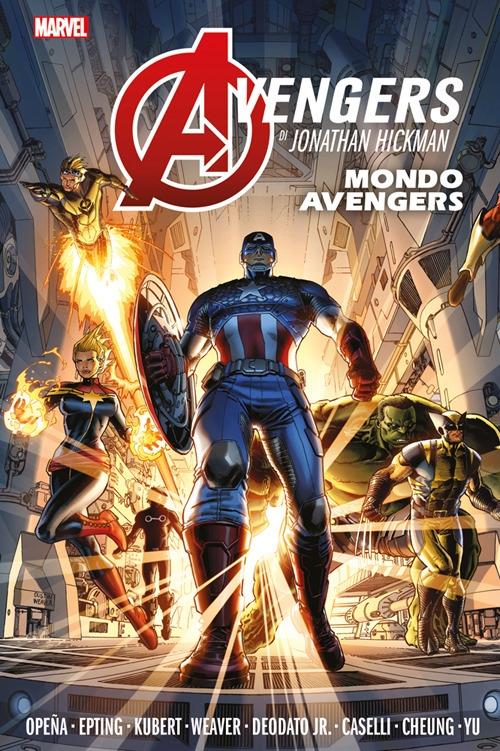 Mondo Avengers. Avengers. Vol. 1 - Jonathan Hickman; Adam Kubert; Jerome Opeña