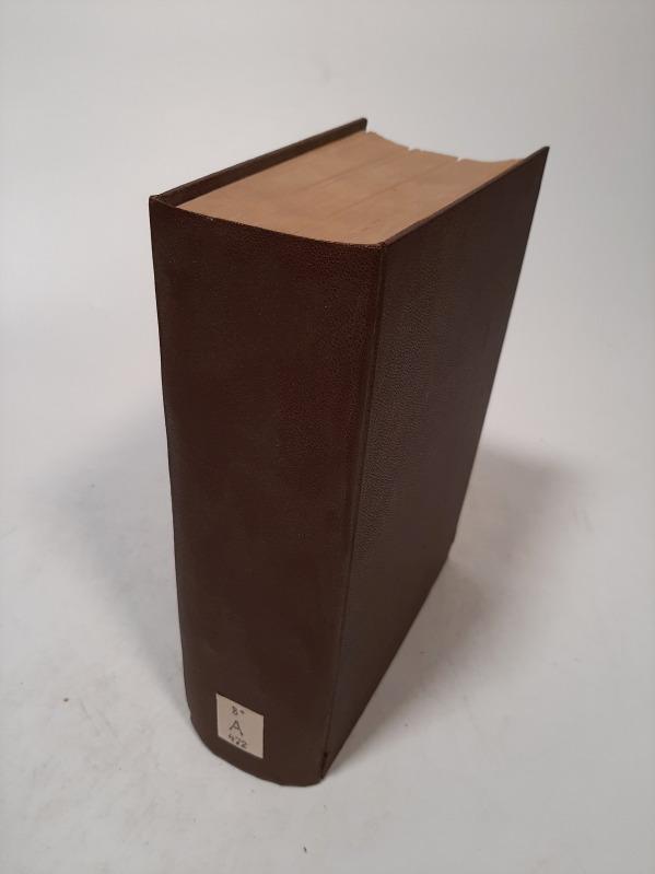 Biblia, lat.) Bibliorum sacrorura iuxta vulgatara Clementinam: BIBLIA,