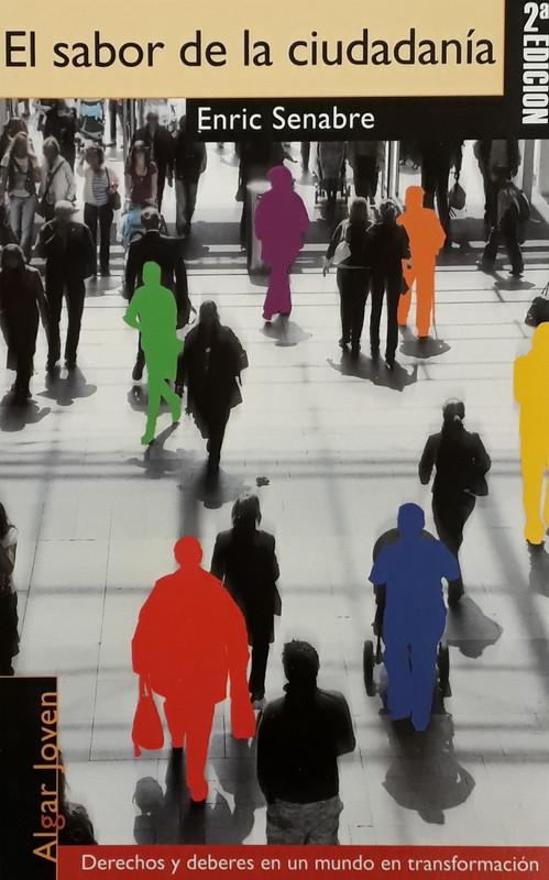 El sabor de la ciudadania 2/ed.2010 - Senabre,Enric