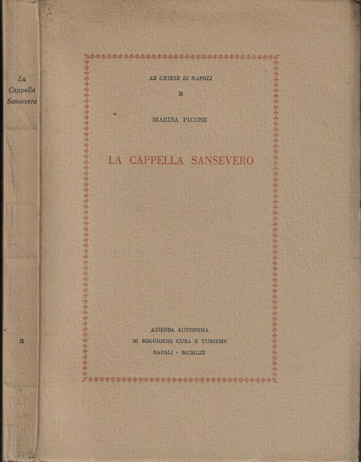 Cappella Sansevero Abebooks