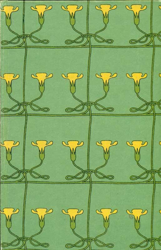 DIR. Gedichte. Faksimile der Ausgabe von 1899.: Vogeler, Heinrich: