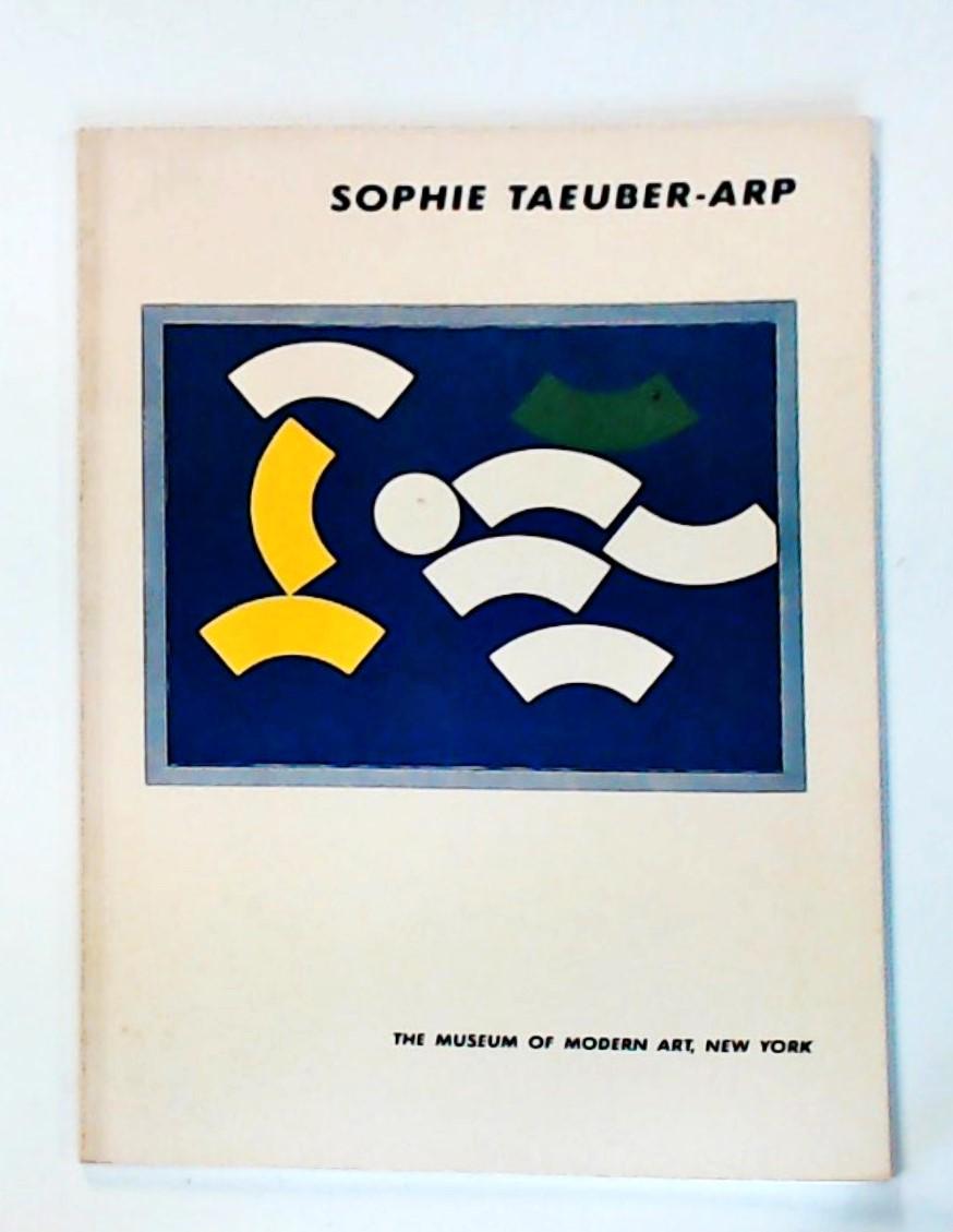 Sophie Taeuber-Arp - Lanchner, Carlyn
