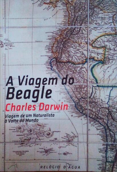 A VIAGEM DO BEAGLE. VIAGEM DE UM: DARWIN. (Charles)