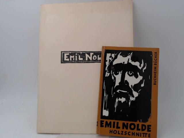1 Buch und 1 Zugabe - Holzschnitte: Nolde, Emil (Ill.)