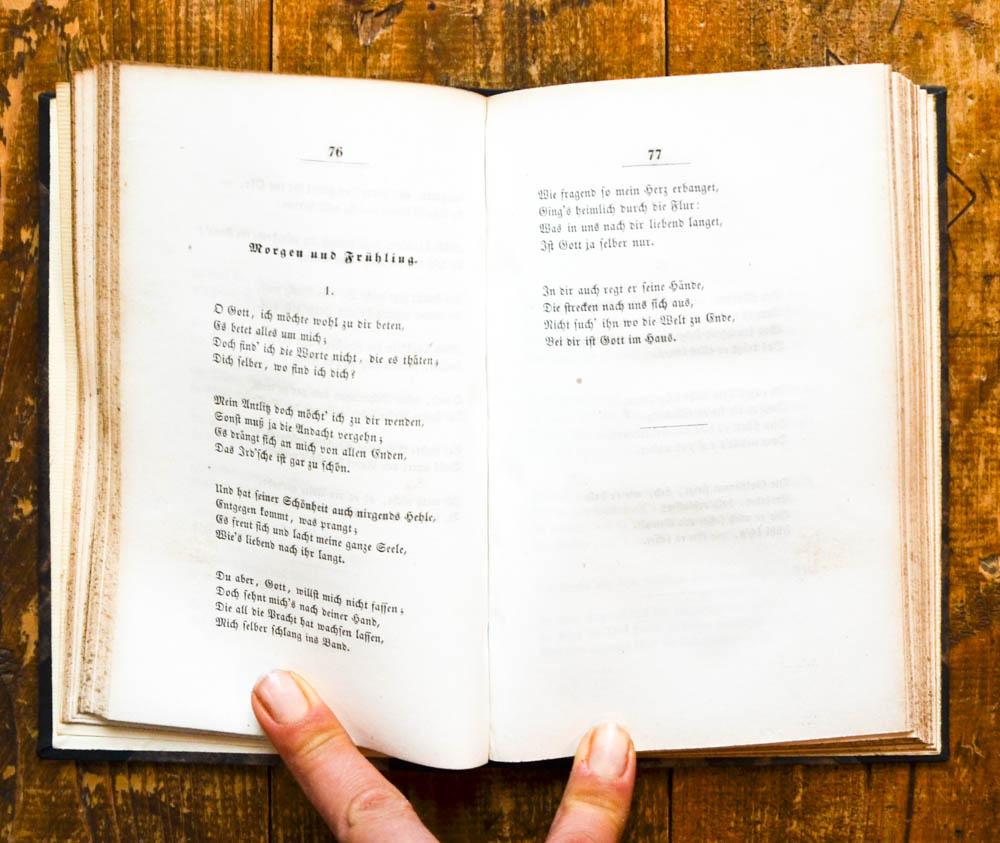 Liebende gedichte Geschichten und