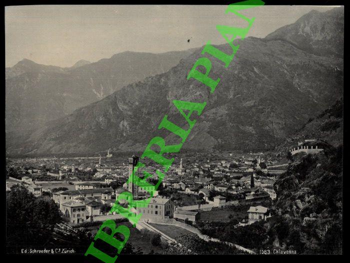 Chiavenna.: Schroeder. Zurich -