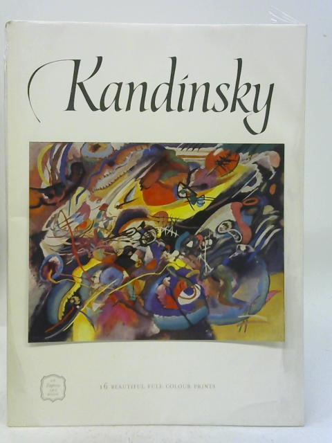 Kandinsky (An Express Art Book): Will Grohmann