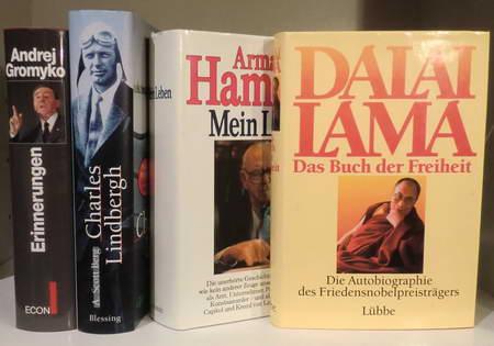 5 Bücher: Charles Lindbergh. Ein Idol des: Lindbergh, Charles /