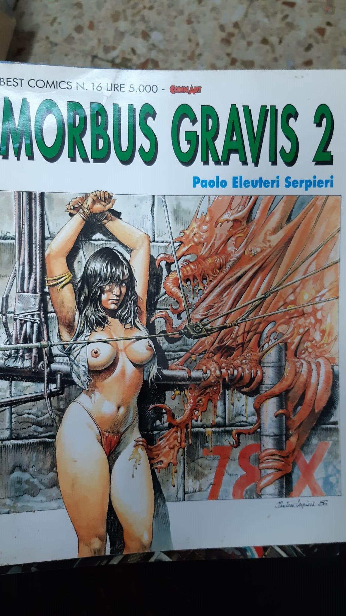 MORBUS GRAVIS 2 - ELEUTERI SERPIERI PAOLO