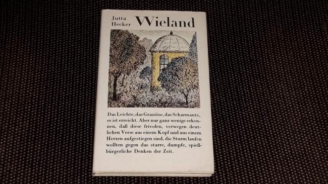 Wieland.: Hecker, Jutta: