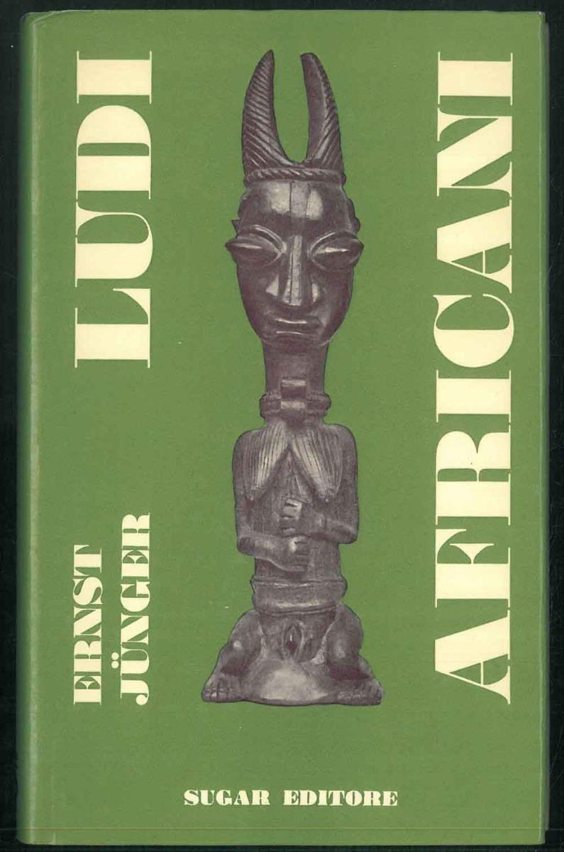 Ludi africani.: Junger, Ernst.