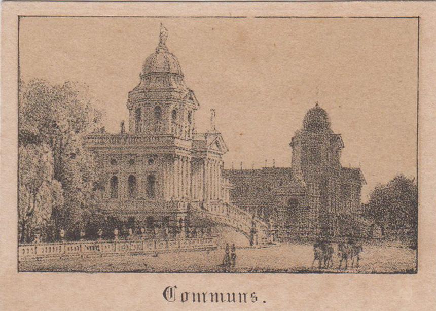 """Communs, """"Communs"""".: Potsdam - Park"""