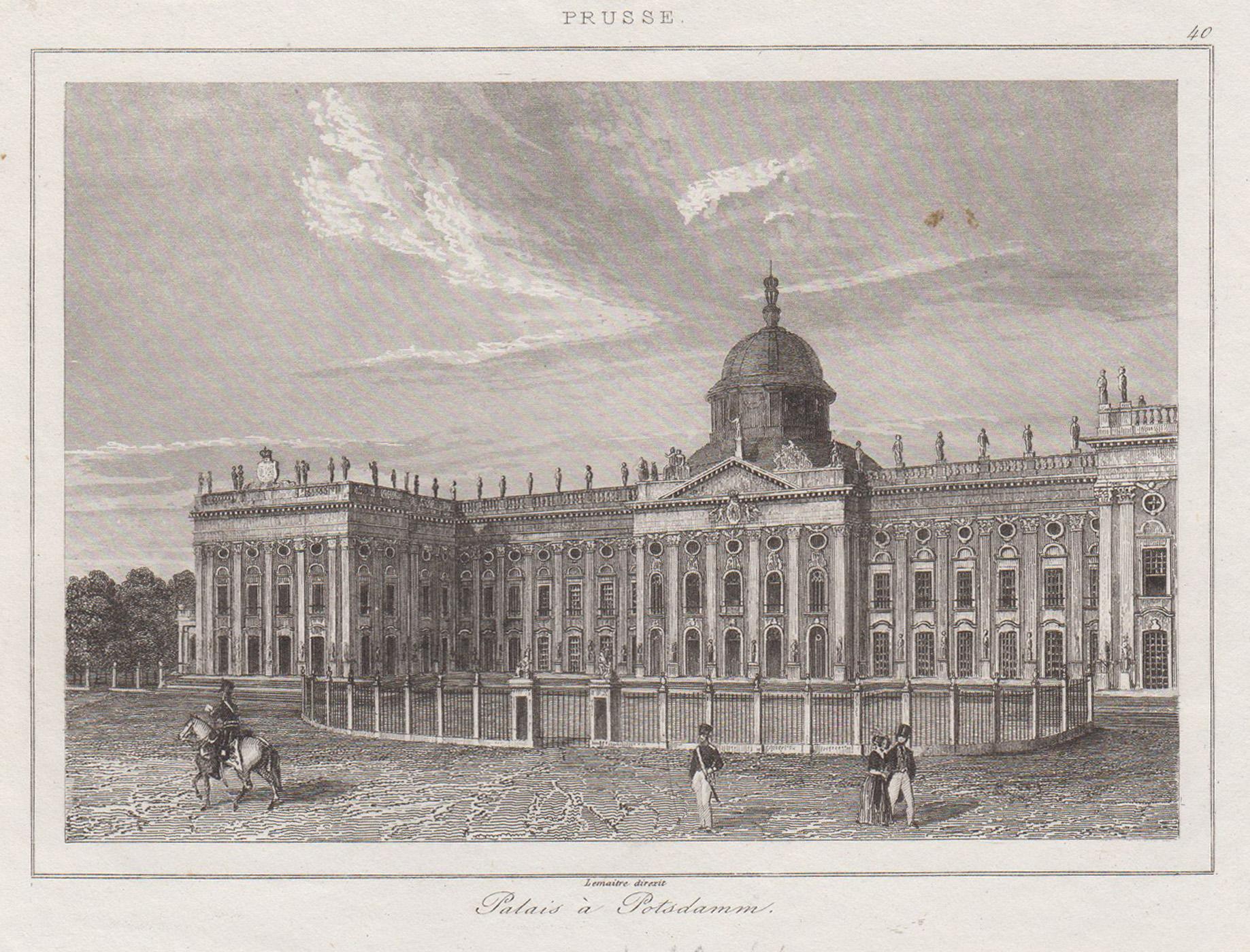 Neues Palais.: Potsdam - Park