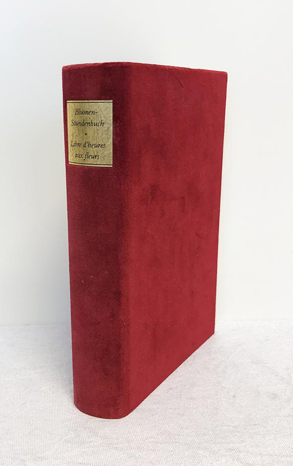 Simon Bening - Blumen-Stundenbuch --Simon Bening's Flowers: König, Eberhard und