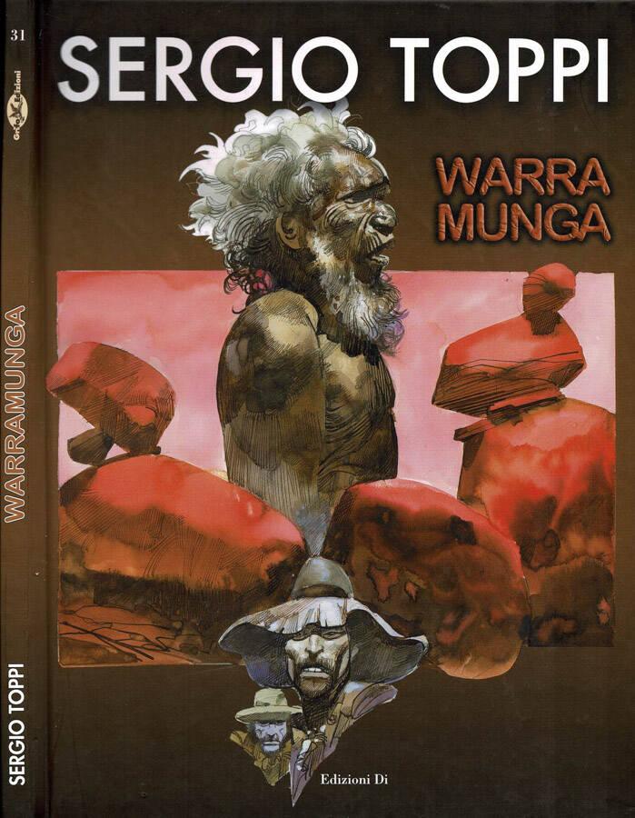 Warramunga - Sergio Toppi