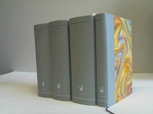 Die Ritter vom Geiste. 9 Bände und: Gutzkow, Karl Ferdinand