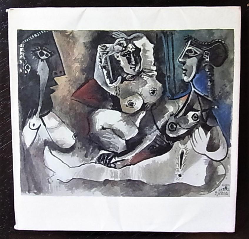 172 Dessins e nois et en couleurs.: Picasso,P. -