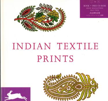 Indian Textile Prints + CD ROM - Pepin, Press