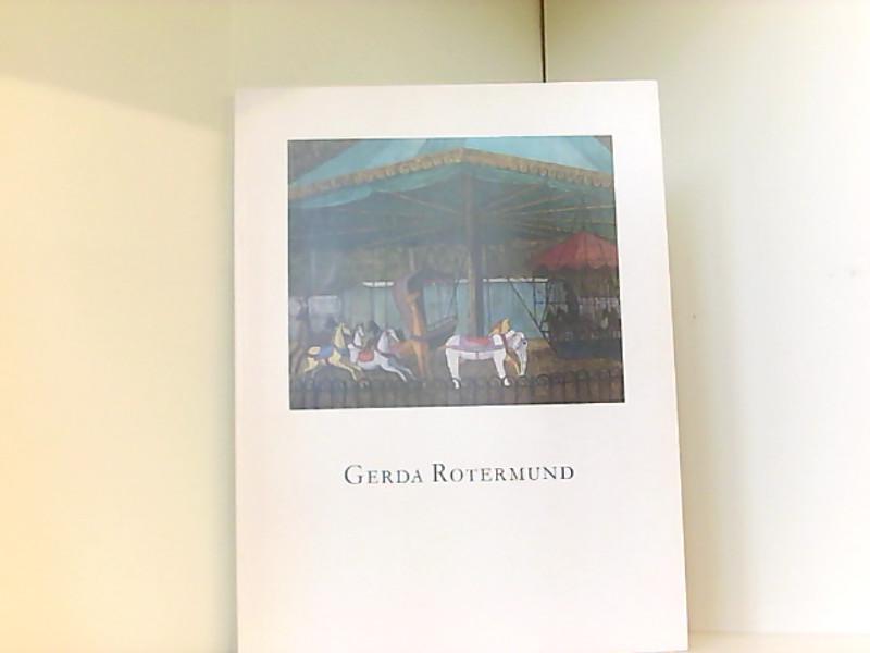 Gerda Rotermund Leben und Werk - Gabriele Saure und Hilde, Westström