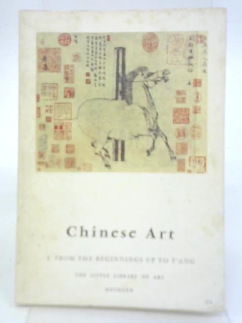 Chinese Art I: Jean A Keim