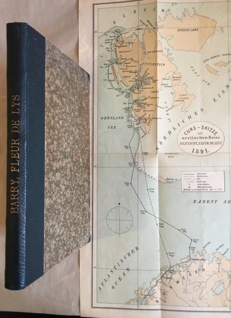 Zwei Fahrten in das nördliche Eismeer nach: Barry, Richard Ritter