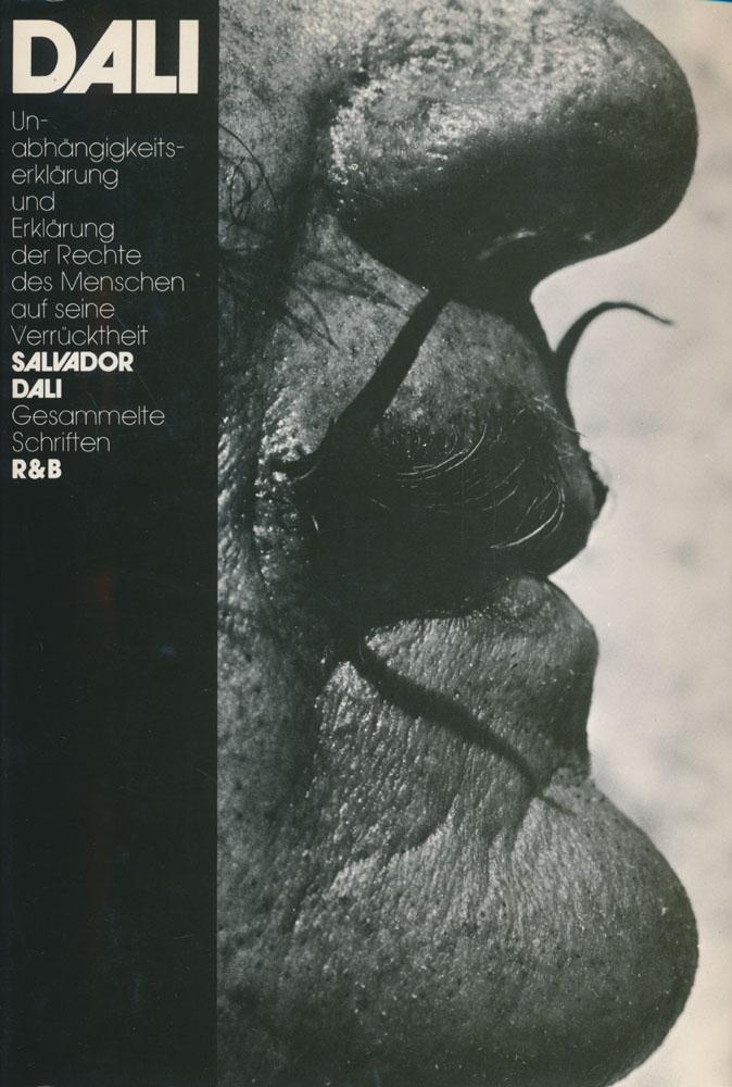 Unabhängigkeitserklärung der Phantasie und Erklärung der Rechte: Dali, Salvador -