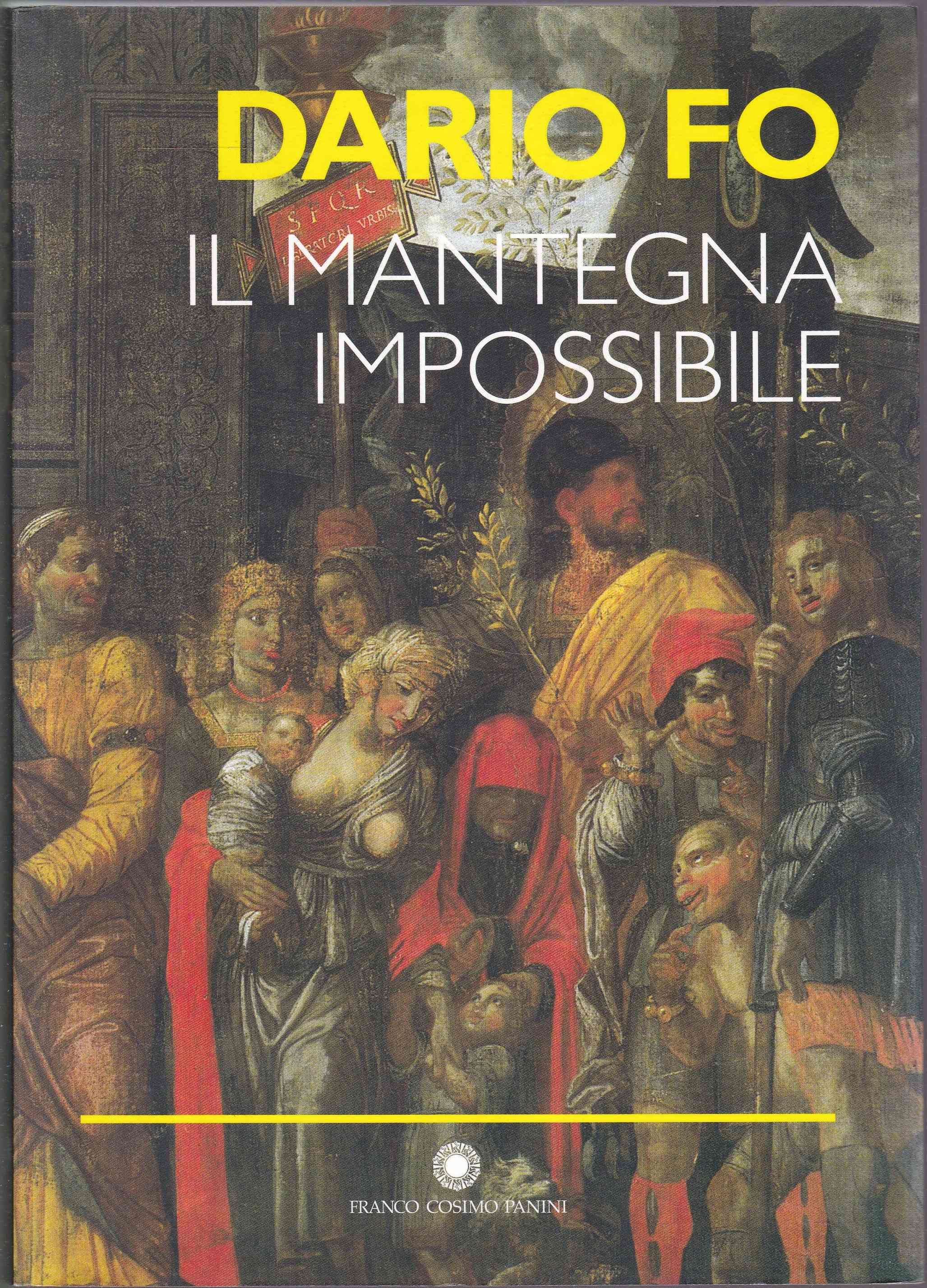 Il Mantegna impossibile - Fo, Dario