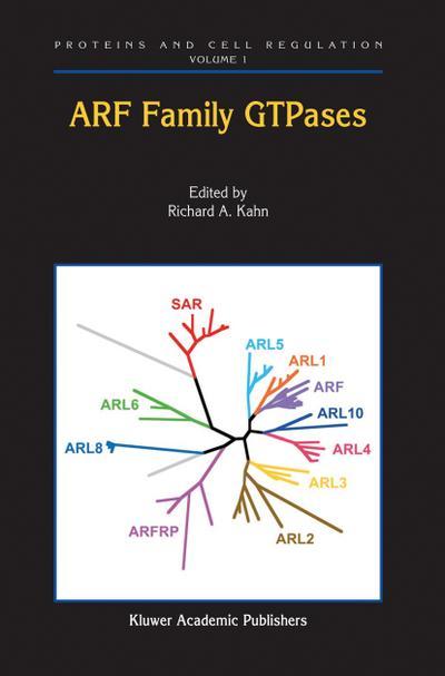 ARF Family GTPases - Richard A. Kahn