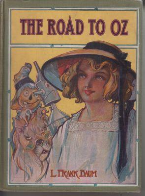 The Road to Oz: Baum, Frank