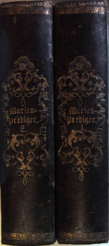 Der Marien-Prediger: eine homiletische Monatschrift (2 Bände: Gemminger, Ludwig: