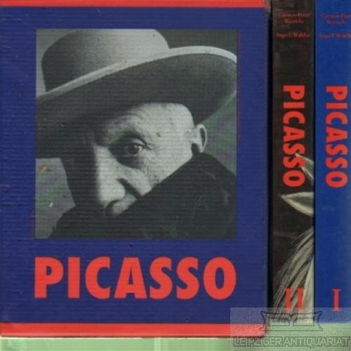 Picasso 1881-1973. Band I: Werke 1890-1936. Band: Warncke, Carsten-Peter /