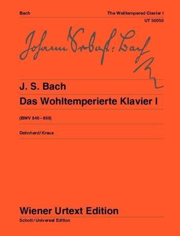 Das Wohltemperierte Klavier - Dehnhard, Walther
