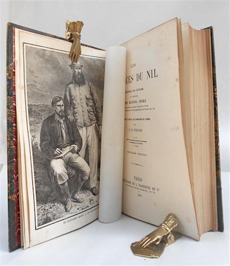 Les Sources du Nil. Journal de Voyage.: Speke, John Hanning.