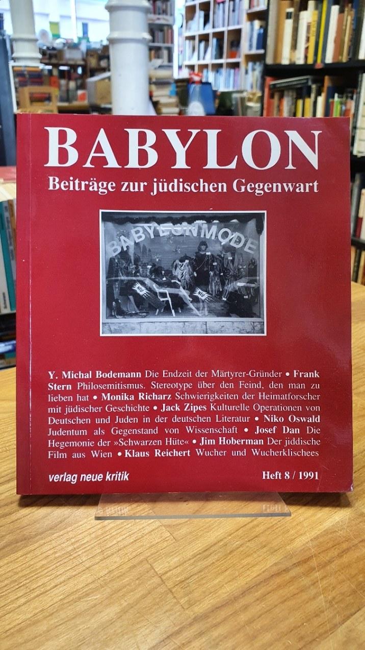 Babylon - Beiträge zur jüdischen Gegenwart -: Brumlik, Micha /