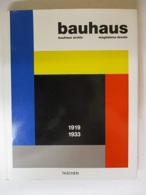 BAUHAUS : BAUHAUS ARCHIV - Droste, Magdalena