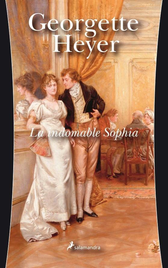 LA INDOMABLE SOPHIA. - HEYER, GEORGETTE