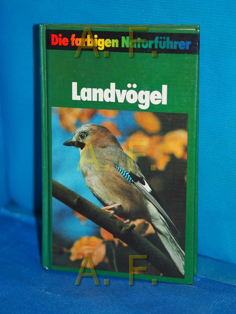 Landvögel (Die farbigen Naturführer): Sauer, Frieder, Gunter