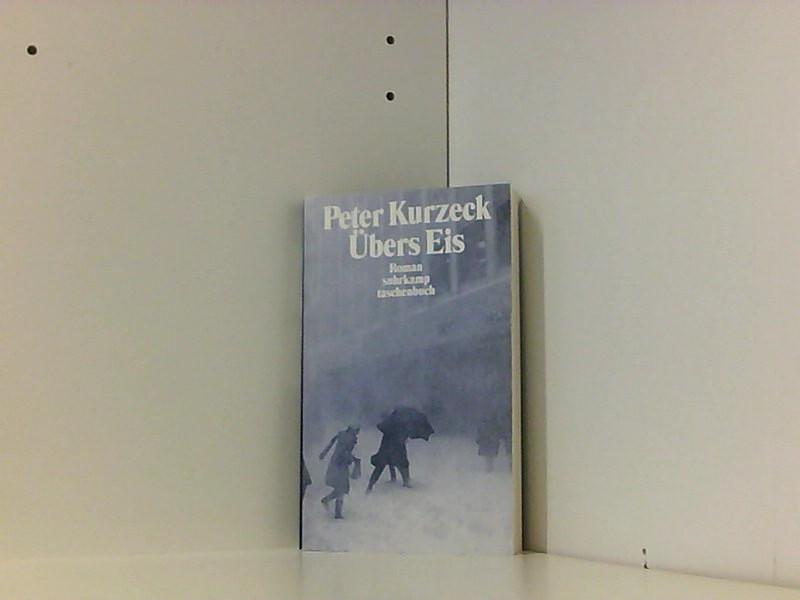 Übers Eis: Roman (suhrkamp taschenbuch): Kurzeck, Peter: