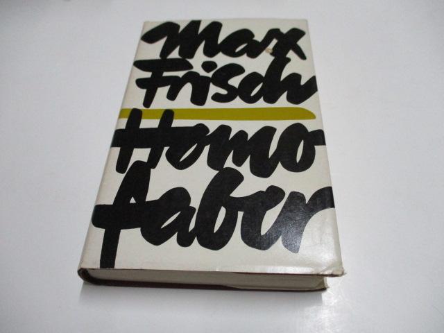 Homo Faber.: Frisch, Max