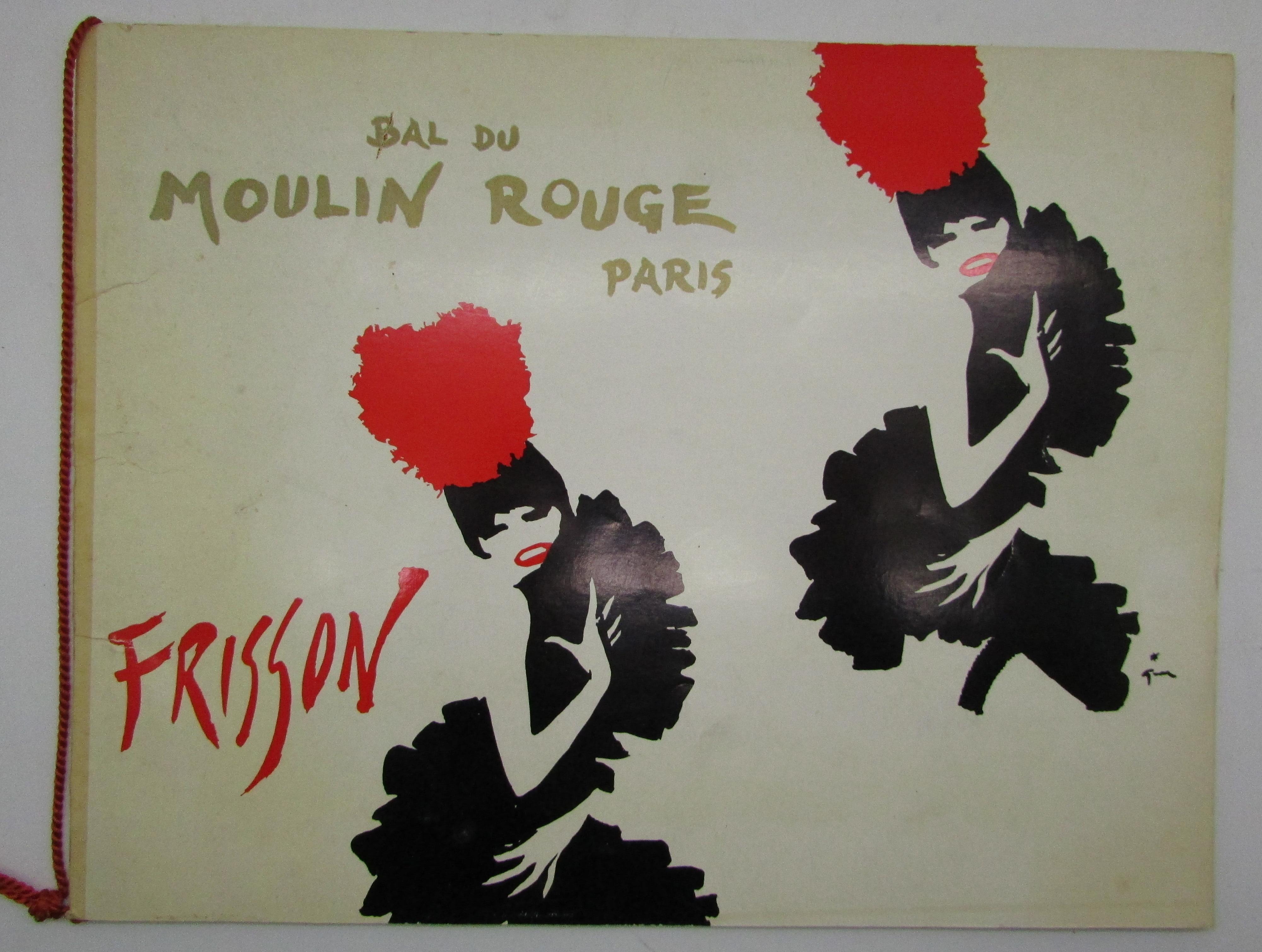 Bal du Moulin Rouge: GRUAU, René