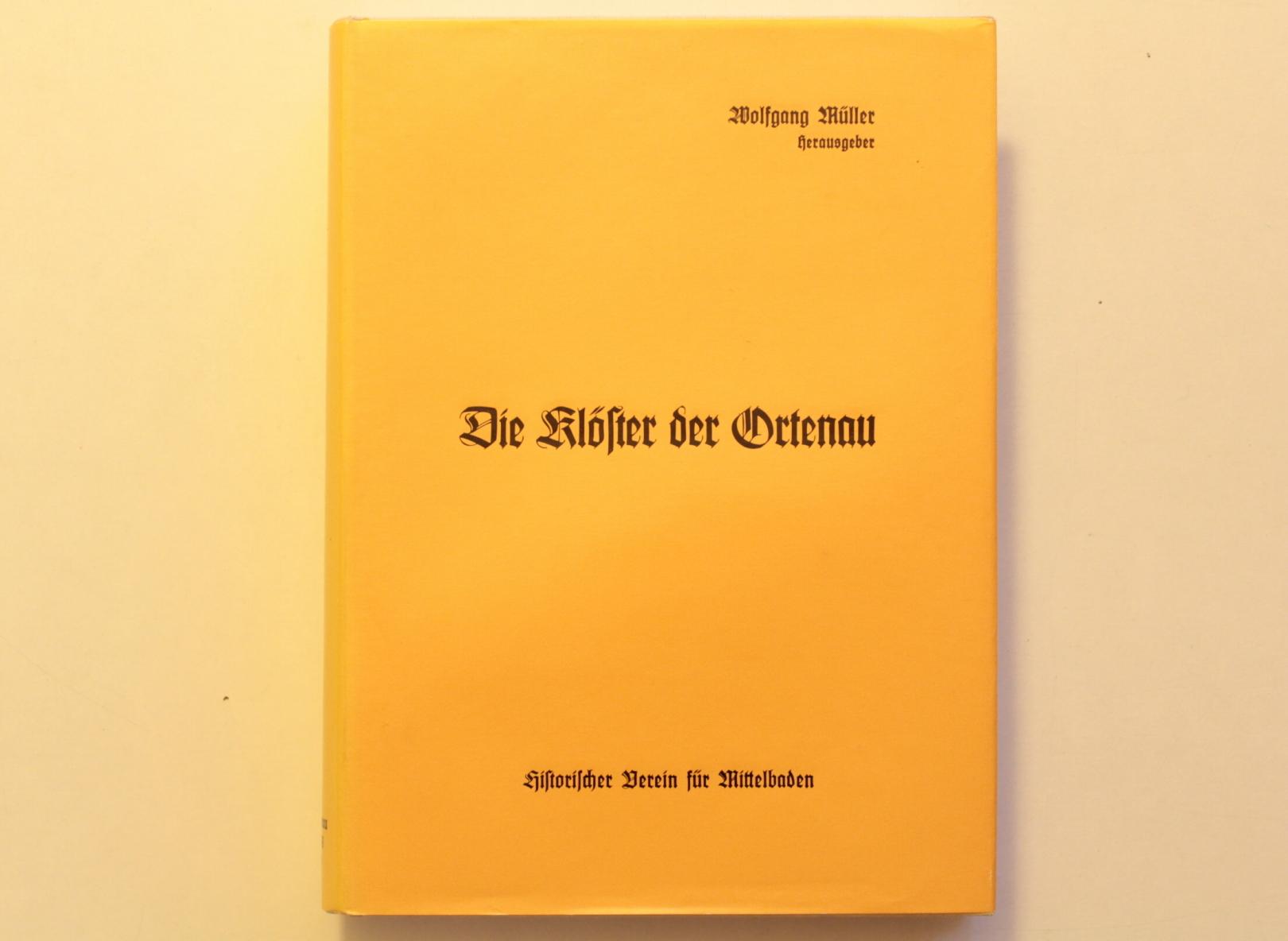 Die Klöster der Ortenau. Inklusive aller 10: Autor / Editor: