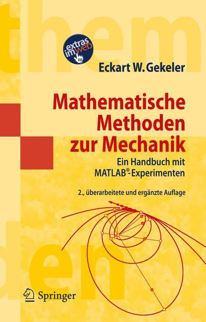 Mathematische Methoden zur Mechanik - Gekeler, Eckart W.