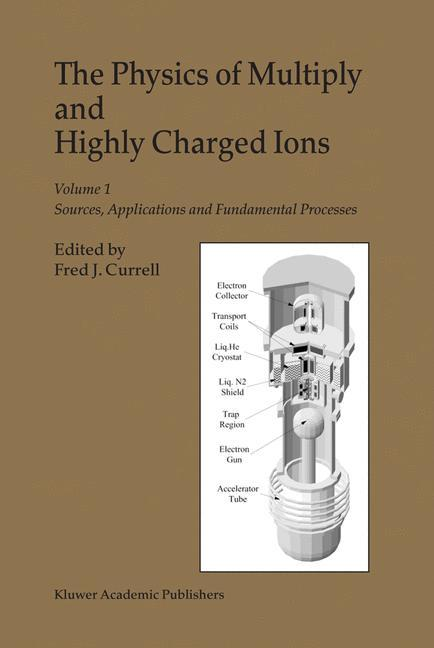 The Physics of Multiply and Highly Charged Ions - Currell, F. J.
