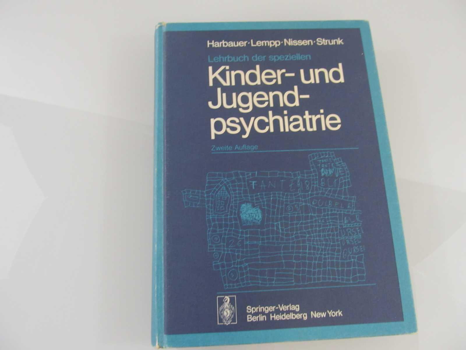 Lehrbuch der speziellen Kinder- und Jugendpsychiatrie /: Harbauer, Hubert: