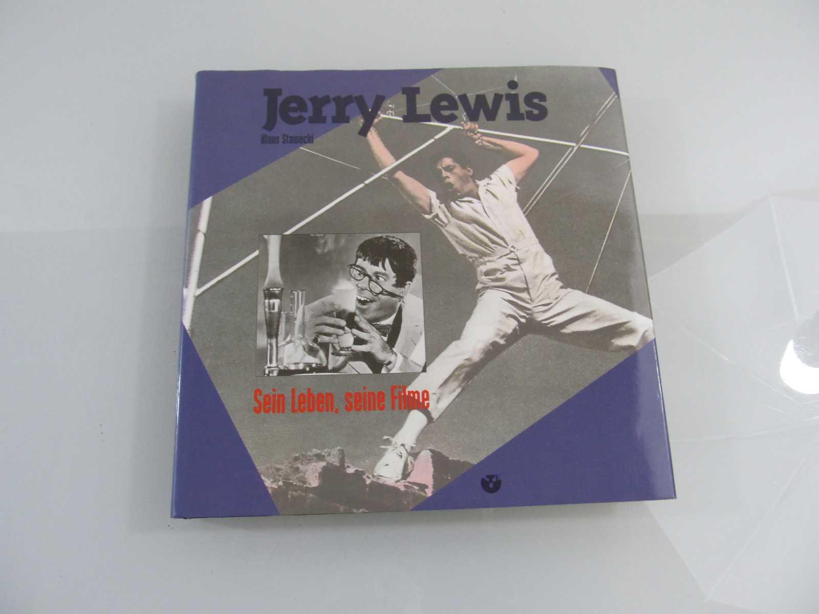 Jerry Lewis : sein Leben, seine Filme: Stawecki, Klaus: