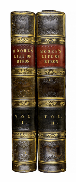 Letters and Journals of Lord Byron: with: BYRON, George Noel